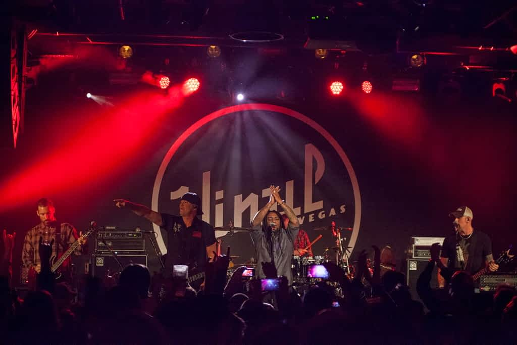 Sevendust Rocked Vinyl At Hard Rock Hotel Amp Casino