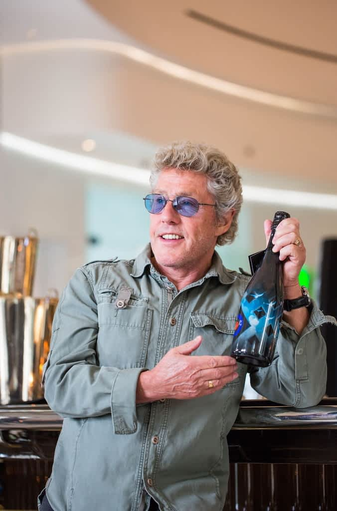 Roger Daltrey Champagne Launch at MR CHOW - Photo Credit Anjali Ram