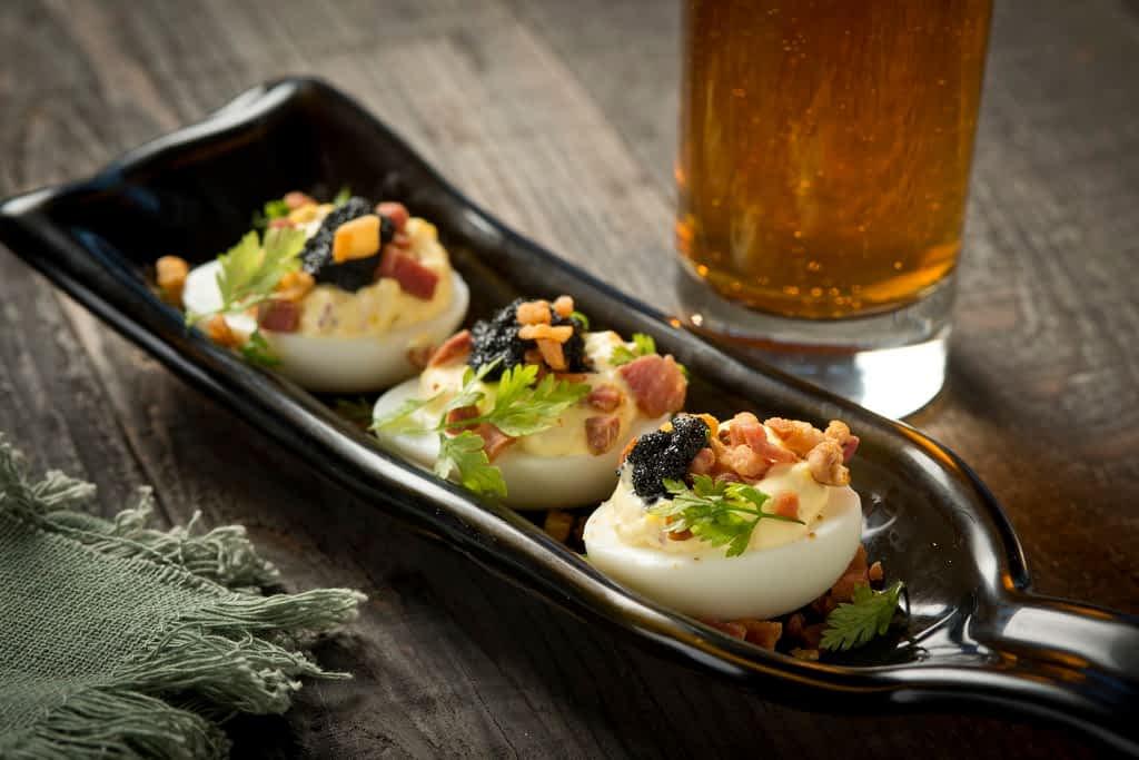 Devils Eggs at Carson Kitchen