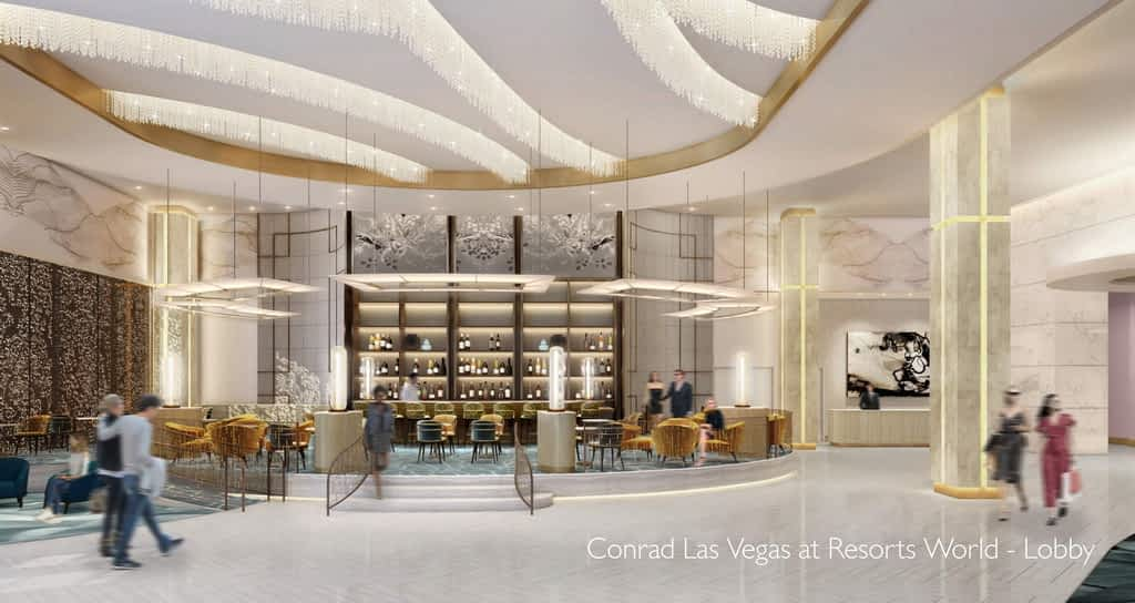 Conrad Las Vegas at Resorts World Las Vegas