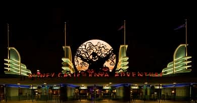 Halloween Time at the Disneyland Resort - Disney California Adventure Park
