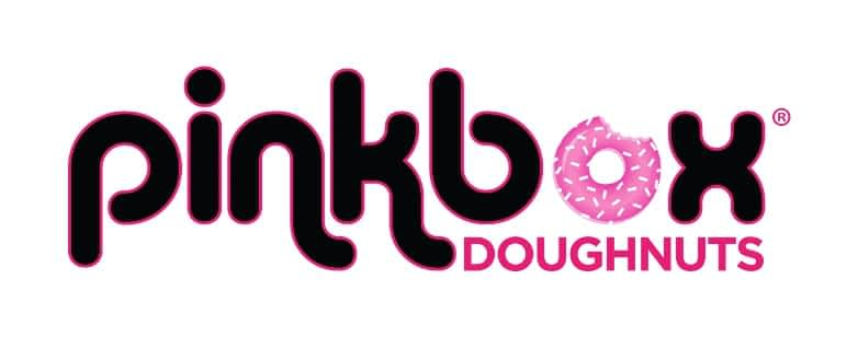 Pinkbox Doughnuts Logo