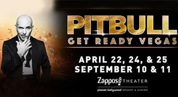 Pitbull - Get Ready Vegas