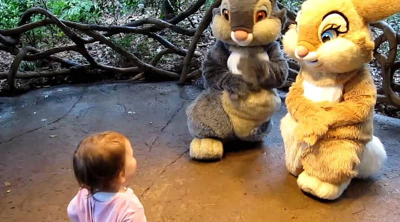 Easter at Disneyland