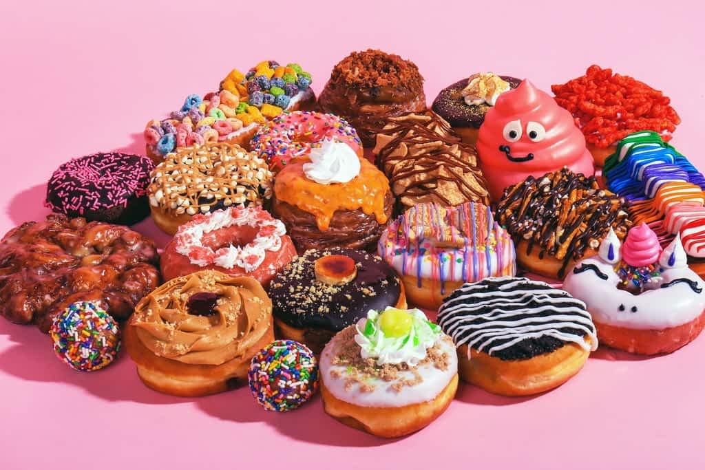 Las Vegas Restaurant - Pinkbox Group Doughnuts