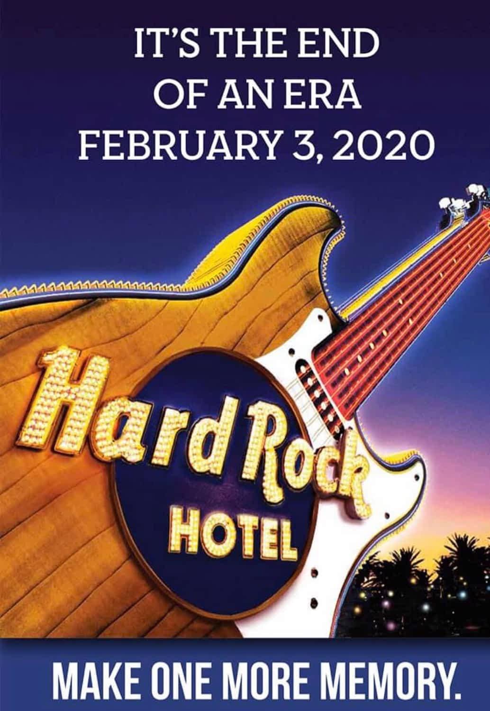 Hard Rock Hotel & Casino - The Last Great Party Weekend