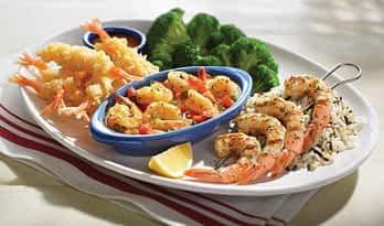 Red Lobster New Shrimp