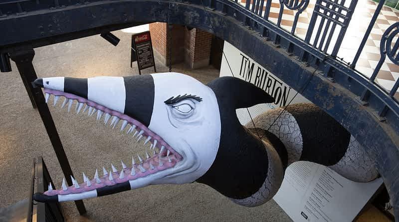 Tim Burton Art Exhibit Heading to Neon Museum