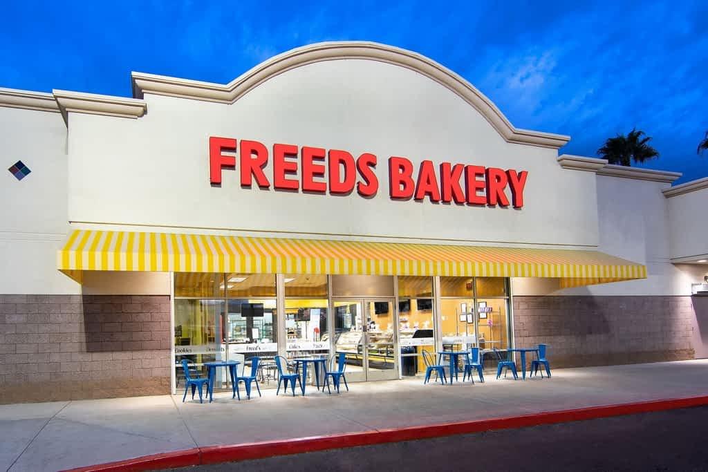 Las Vegas Restaurant - Freed's Bakery Exterior