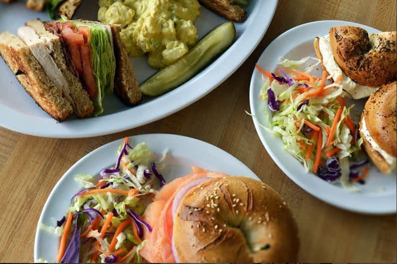 Las Vegas Restaurant - Bagelmania Food Selections