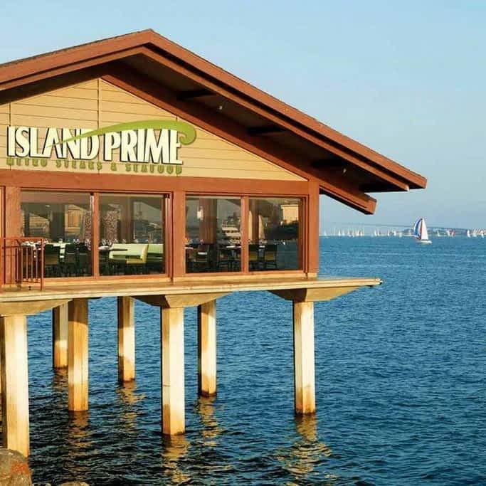Island Prime - San Diego