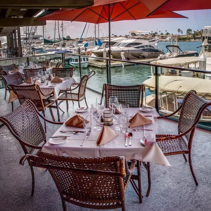 Rusty Pelican Restaurant - Newport Beach