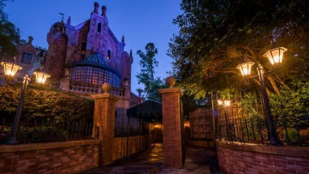 Haunted Mansion at Walt Disney World